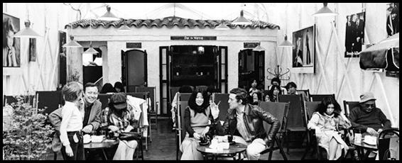 Cafe de Rope 70s